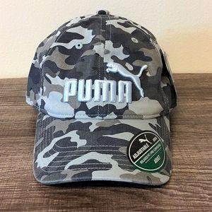 Puma camouflage baseball cap NWT